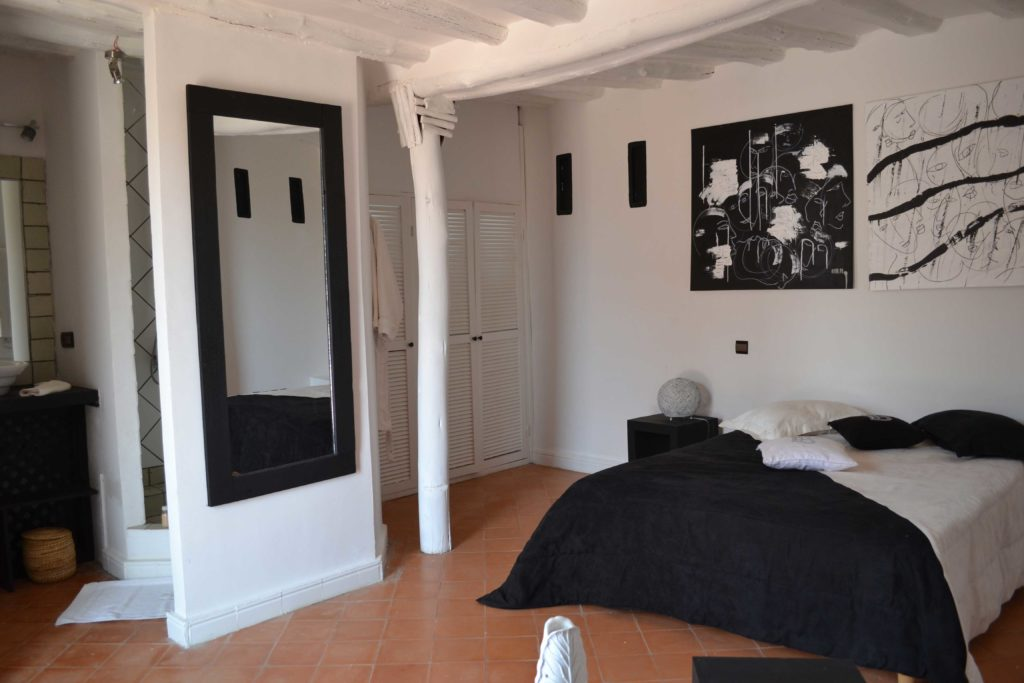 Photo de la chambre onyx - Villa Catherine