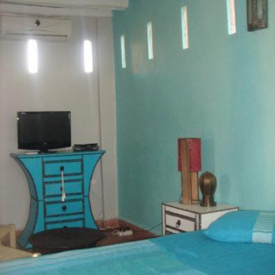 Photo de la chambre saphir - Villa Catherine