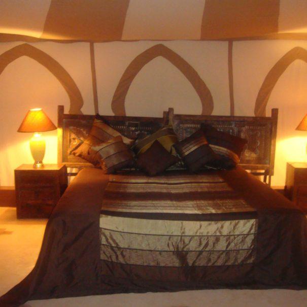 Photo de la tente - Villa Catherine