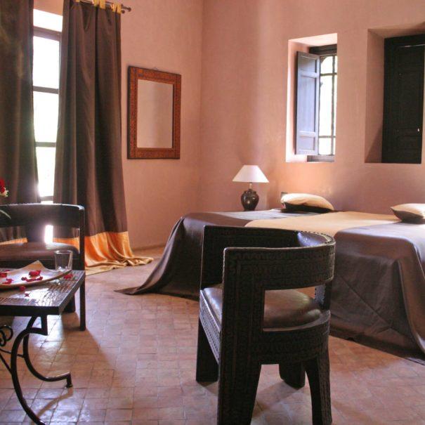 Photo de la suite Ambre - Villa Catherine