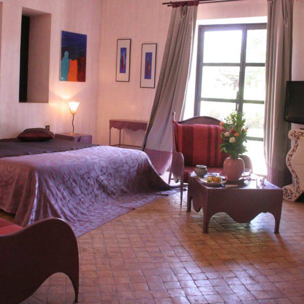 Photo de la suite Améthyste - Villa Catherine