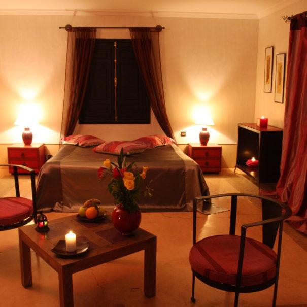 Photo de la suite Grenat - Villa Catherine